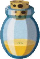 Grandma's Soup bottle Wind Waker Zelda