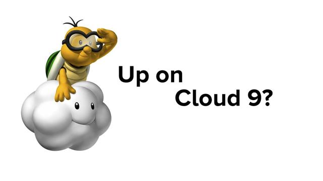 Cloud 9 Lakitu Masthead