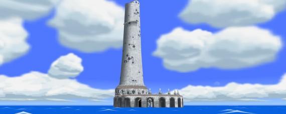 Tower of the Gods, Legend of Zelda Wind Waker