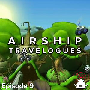 Airship Travelogues Episode 009: Moto'd