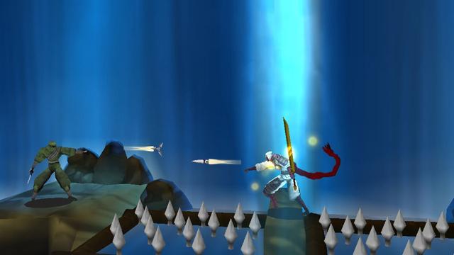 Screenshot Shinobi 3DS 02