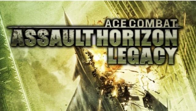 Ace Combat: Assault Horizon Legacy masthead