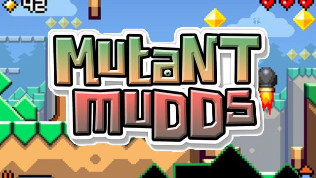 Mutant Mudds: Masthead