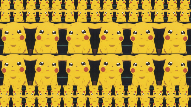 Sad Pikachu masthead