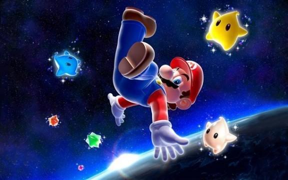 Super Mario Galaxy-Mario