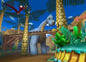 Mario Kart 7 Dino Dino Jungle