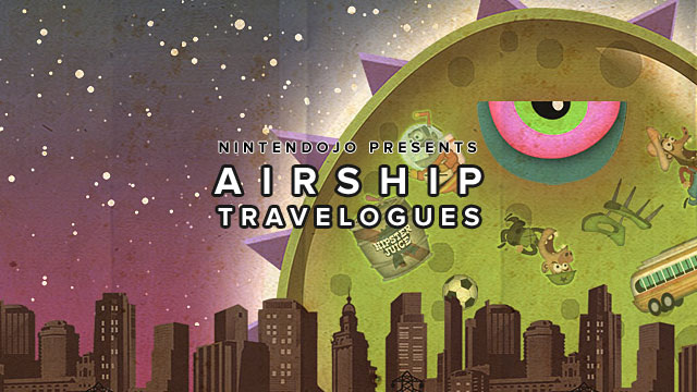 Airship Travelogues Episode 018: Drinkbox Studios Attacks