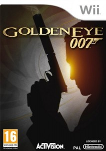 GoldenEye 007 Wii box art