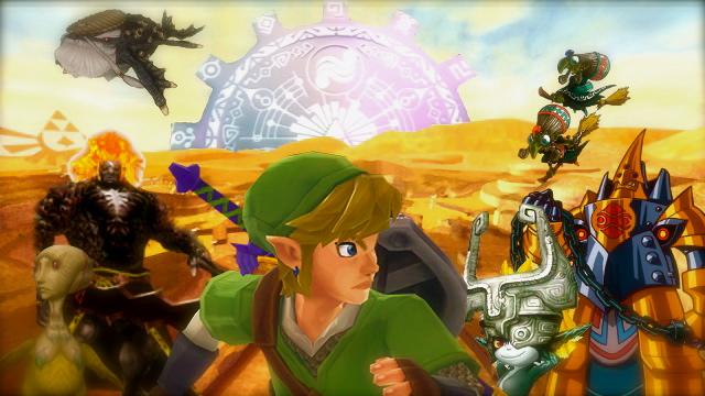 Zelda Timeline masthead revision