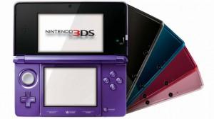Midnight Purple 3DS