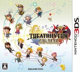 Theatrhythm: Final Fantasy Box Art