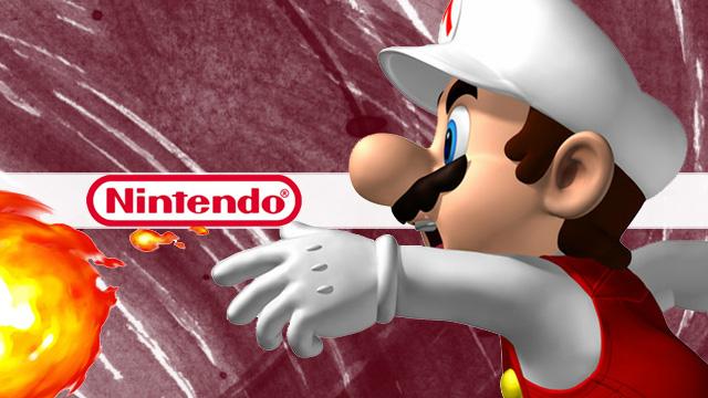 E3 2012 Masthead Nintendo