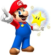 Mario Party 9 Art Mario