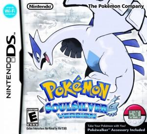Pokémon SoulSilver box art