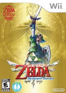 The Legend of Zelda: Skyward Sword box art