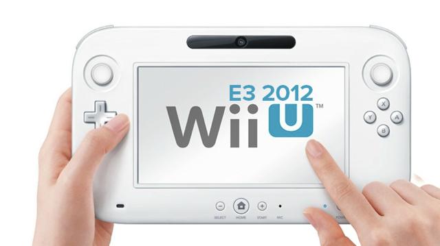 E3 2012 Wii U Masthead 1