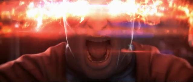 Screen CGI Injustice Wii U