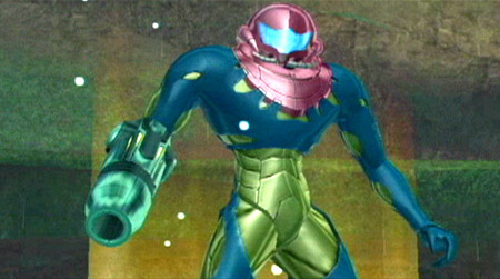 Metroid Prime Fusion Suit