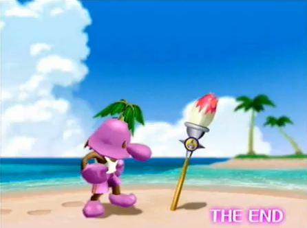 Super Mario Sunshine II Piantissimo