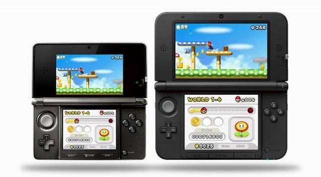 3DS Vs 3DS XL