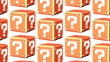 Question Block Red Generic Masthead