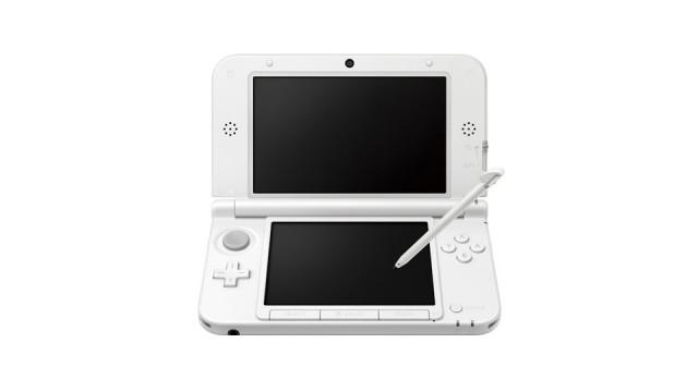 3DS XL official press shot