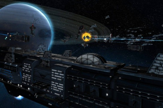 Sins of a Solar Empire Screenshot 1