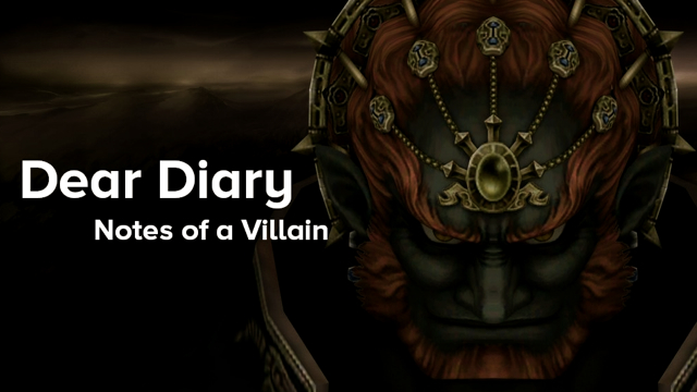Dear Diary: Notes of a Villain masthead