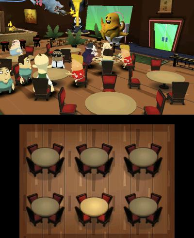 Order Up!! 3DS screenshot