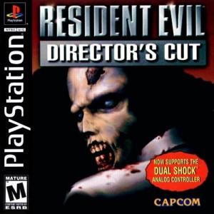 Resident Evil PSX cover