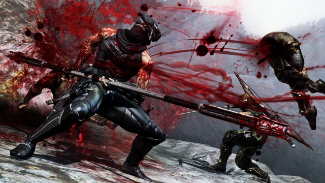 Ninja Gaiden 3 Razor's Edge screenshot 1