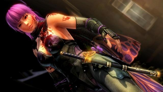Ninja Gaiden 3 Razor's Edge screenshot 2