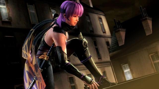 Ninja Gaiden 3 Razor's Edge screenshot 3