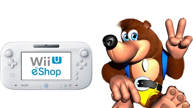 Banjo-Tooie with Wii U
