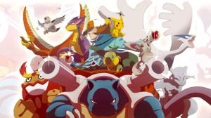 Generic Pokémon masthead