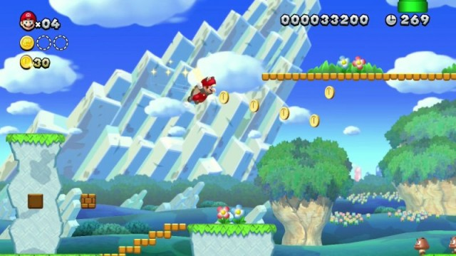 New Super Mario Bros U screenshot 3