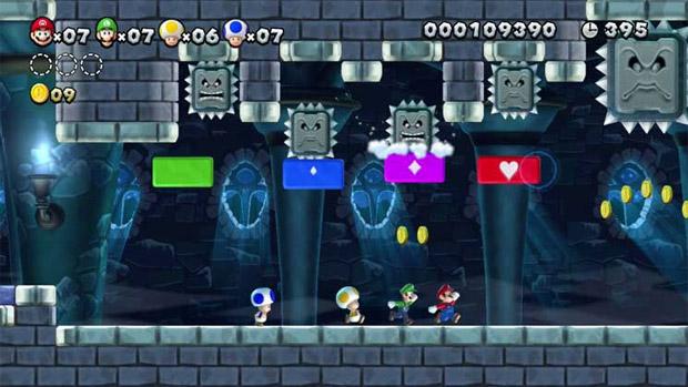 New Super Mario Bros U screenshot 5
