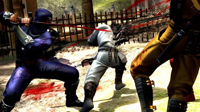 Ninja Gaiden 3 Razor's Edge Review screenshot 3