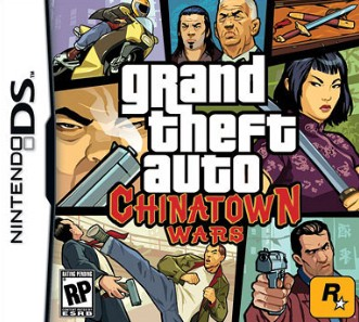 Grand Theft Auto: Chinatown Wars cover art