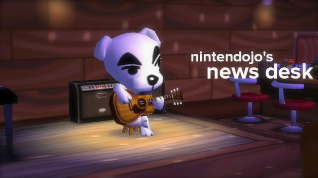 News Desk masthead - Animal Crossing