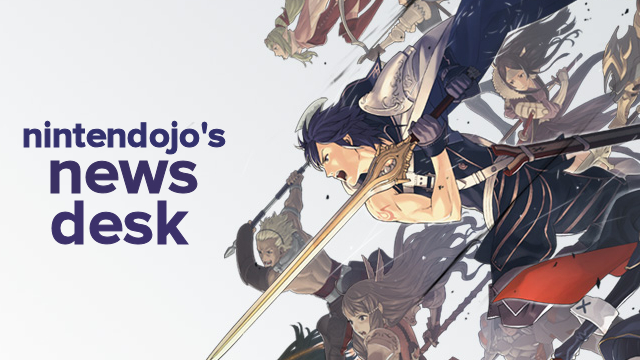 News Desk Masthead - Fire Emblem