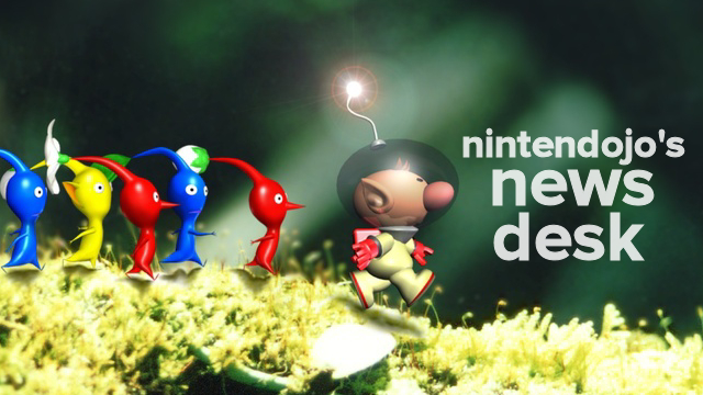 News Desk Masthead - Pikmin