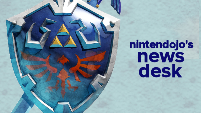 News Desk Masthead - Zelda 2