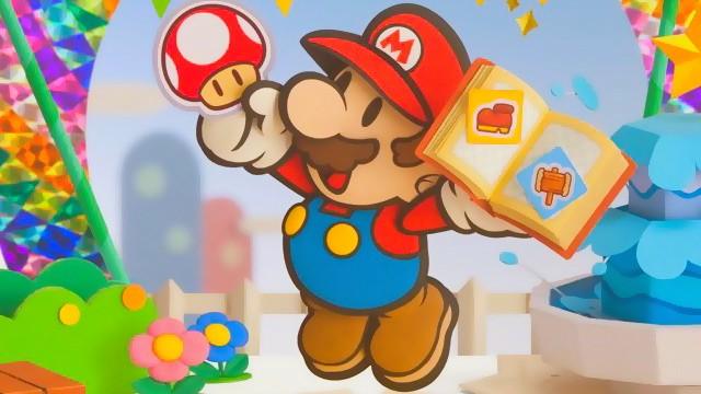 Paper Mario: Sticker Star masthead