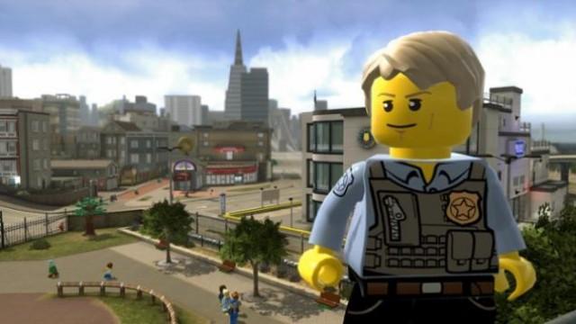 Lego City Masthead