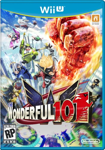 Box Art New Super Luigi U Pikmin 3 And The Wonderful 101