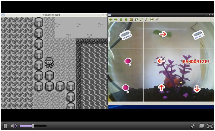 Grayson Hopper playing Pokémon Red on Twitch