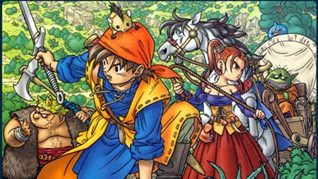 Dragon Quest 8