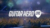 Masthead for Guitar Hero Live.