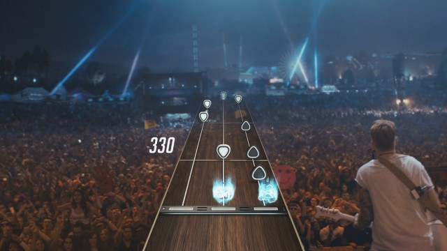 Guitar Hero Live makes the old seem new again. It'll make you feel younger, too.
